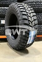 4 New Roadone Cavalry M/T 125Q Mud Tires 2856518,285/65/18,28565R18