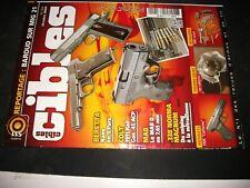 ** Cibles n°511 revolver Suisse modèle 1882 / Colt 1911 rail gun / Beretta Nano
