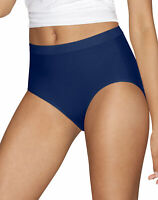 Women Brief 3-Pack Hanes Ultimate Constant Comfort Flex XTemp No ride up Wicking