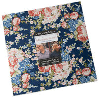 "Moda, Mackinac Island, Layer Cake, 10"" Fabric Quilting Squares, 14890LC, B01"