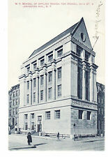 NEW YORK SCHOOL OF APPLIED DESIGN FOR WOMEN, LEXINGTON & 30TH ST.  NYC
