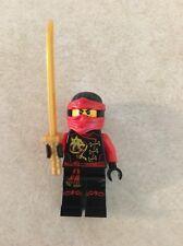 LEGO Ninjago Minifigure - SKYBOUND KAI - New, From Set 70600 Ninja Bike Chase