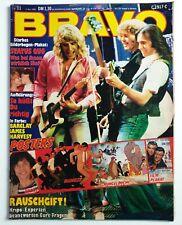 Bravo 11 vom 6.3.1980 Komplett + Superposter! Status Quo / BJH / Teens (1389)