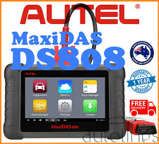AUTEL MaxiDAS DS808 ALL SYSTEMS Auto OBDII Diagnostic Scanner Tool DS708 ECU KEY