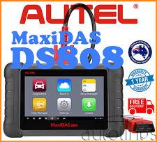 AUTEL MaxiDAS DS808 ALL SYSTEMS Auto OBDII Diagnostic Scanner Tool DS708 ECU KEY