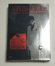 Scarface - Two-Disc Anniversary Edition (2-Disc DVD Set)-Al Pacino NEW & SEALED