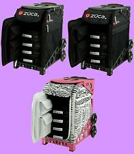 Zuca Sport Artist case - 3 Colors - New! - Free Seat Cushion!
