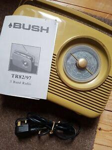 Retro Bush Radio TR82/97