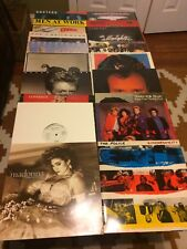 Lot Of(19) Record Album 80's Police MADONNA Loverboy HEART Toto BILLY SQUIER
