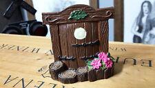 Fairy door, mouse door, Gnome door, for miniature fairy gardens or fairy house