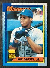 1990 Topps #336 Ken Griffey Jr. Rookie Card - Mint - Seattle Mariners