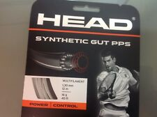 3 sets of Head Synthetic Gut PPS 16G Tennis String