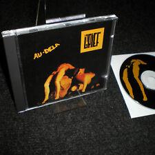 The grief-AU-DELA CD DANCETERIA 1990 Industrial Electro-ambient
