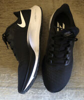 Nike Zoom Pegasus 37 Running Trainers In Black UK Size 7 EUR 41 Worn Twice Only