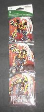 TRANSFORMERS Christmas Die Cut Gift Tags  PK 9  NEW-**Rare***