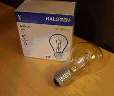 Halogeen lamp 42 Watt E27 NIEUW