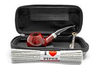 Chacom Pfeife Starter 871 Premium Set pipe pipa Made in France 9mm Filter