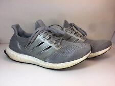 894a8ea0e Adidas Ultra Boost Metallic Grey 1.0 Men Size 10.5