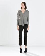 Zara Check Blouses for Women