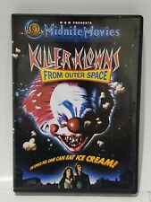 Killer Klowns from Outer Space (DVD, 1988)