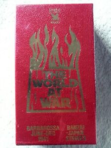 10009 The World At War No 3 VHS Readers Digest Double Cassette Pack