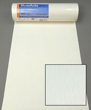 Carta da parati 1000-7 Erismann MODE 7 Tappezzeria 15 m struttura uni bianco