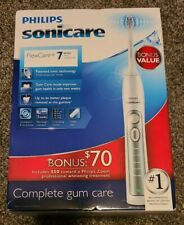 Philips Sonicare FlexCare+ 7 Series Sonic Toothbrush Complete Gum Care HX6921/04