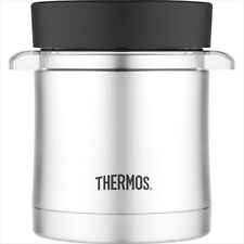 Thermos Stainless Steel Insulated Food Jar with Microwaveable Container, 355ml