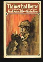 The West End Horror: A Posthumous Memoir of John H
