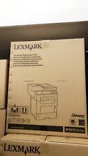 Lexmark MX611DE Laser Multifunction Printer - Monochrome - Plain Paper Printer