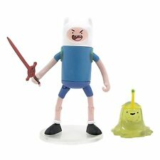 *Adventure Time- 3 Inch Finn & Slime Princess Collectible Figures- On Special
