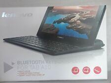 Lenovo Bluetooth Keyboard Cover for TAB A10 NIB Still Sealed