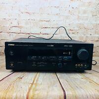vtg Stereo Yamaha Natural Sound AV Receiver (HTR-5940) 120 volts, 350 watts