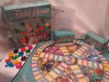 Trivial Pursuit Genus 5 Board Game! Excellent Condition! 100% Complete