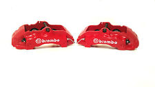 Audi Q7 18Z 6 Pot Remanufactured Powder Coated Front Brembo Brake Calipers