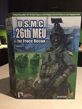 Hot Toys 1/6 USMC 26th MEU 1st Force Recon