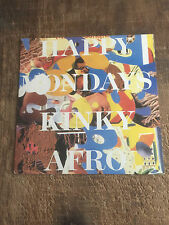 "HAPPY MONDAYS - KINKY AFRO - "" MADCHESTER""SCENE!!!! - FRENCH PRESSING 1990!!!"