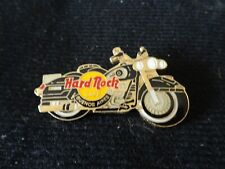 Hard Rock Cafe pin Buenos Aires Roadking Motorcycle w yellow classic logo