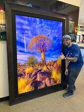 Unframed Fine Art Landscape Photo Print Namibia by Vershinin, Peter Lik style
