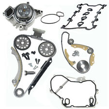 Timing Chain Kit+Water pump+Gear+Gaskets Chevry Buick Saturn Pontiac 2.0 2.2 2.4