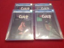 Batman: The Cult 1-4 Set /ALL CGC 9.8s! Jim Starlin CLASSICS!