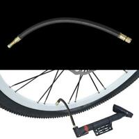 300mm 12inch Rubber Tire Tyre Valve Stem Extension for Car Truck Motorcycle