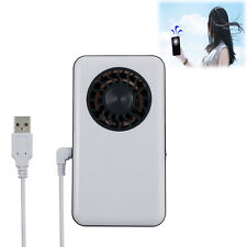 Mini USB Recargable Portátil Ventilador Refrigeración Aire Viaje Bolsillo