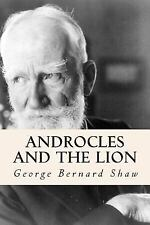 Androcles and the Lion by George Bernard Shaw (2014, Paperback)