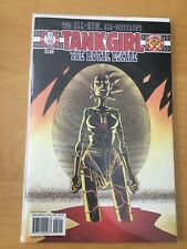TANK GIRL THE ROYAL ESCAPE 2, 3, & 4, GIFTING 1, CARIOCA  3 VISIONS OF BOOGA TPB