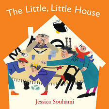 The Little, Little House,Souhami, Jessica,Very Good Book mon0000045694
