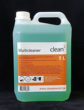 5 L Clean2 MULTI CLEANER Innenreiniger Teppich Polster Tornado Reinigungspistole