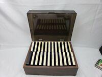 Lot Of 24 Homemade Cassette Tapes W/ Case Fleetwood Mac Beatles Eagles Heart