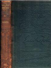 Livres anciens et de collection Émile Zola 1900 à 1960, sur littérature française