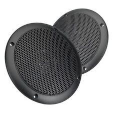 """Magnadyne WR45B-PR   Marine Waterproof 5"""" Dual Cone Speaker (Black)"""